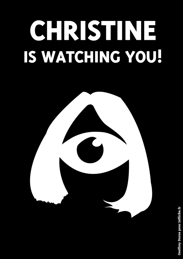 christine-is-watching-you